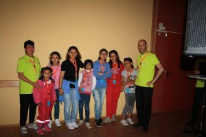 BENEFIZ – 1. Fitness Dance Marathon – 22.05.2016 – zu Gunsten Kinder u. Jugendhospiz Bethel