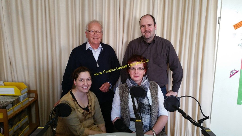 People-United-Lippstadt im Hellweg Radio - Radiosendung - 27.02.2016