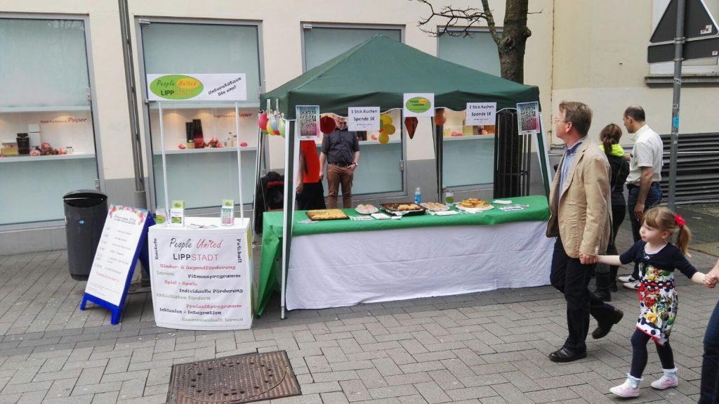 Lippstädter Lenz - Vereinsstand - 02.-03.04.2016